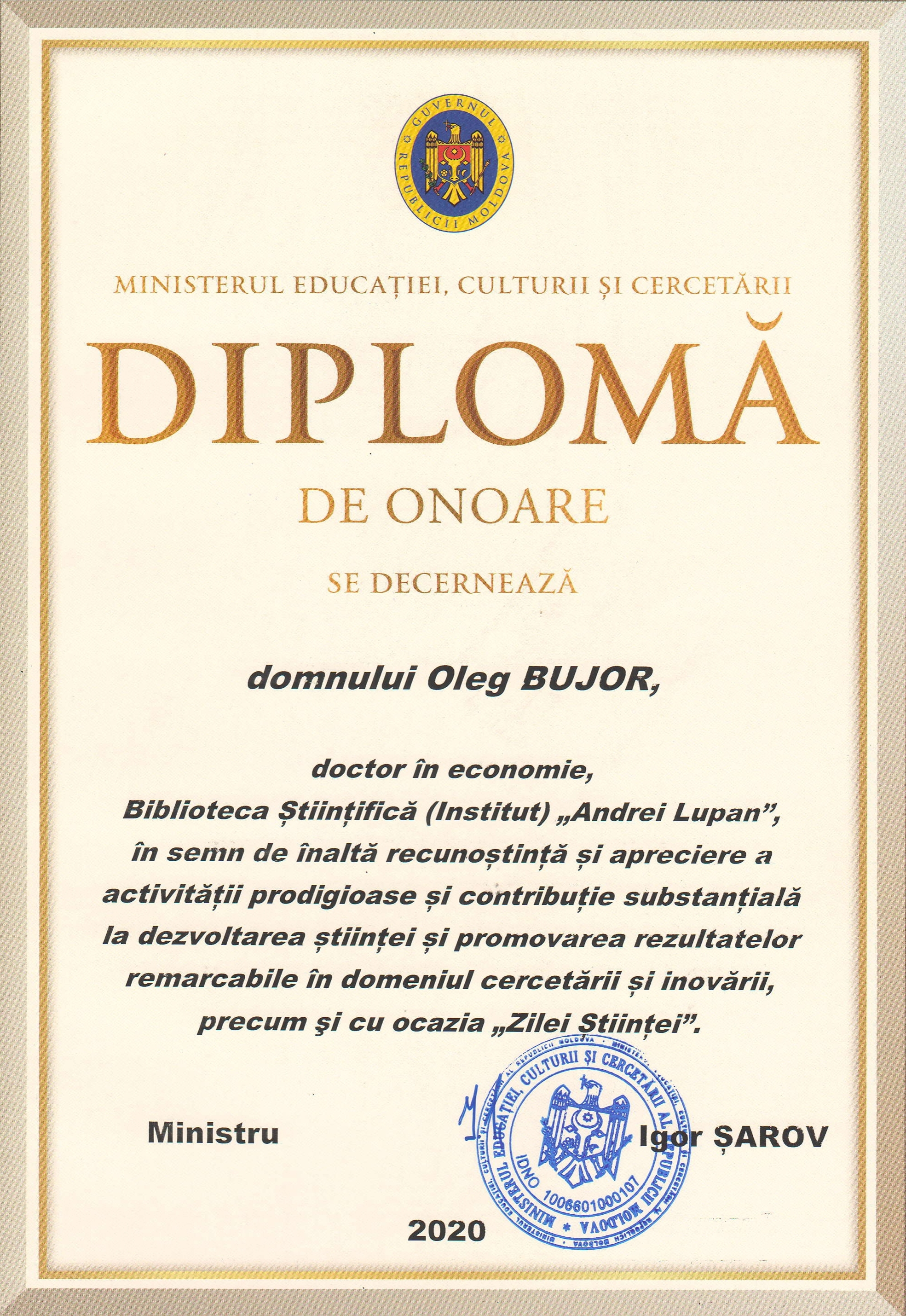 Diploma_Min. Culturii_10.11.2020_001